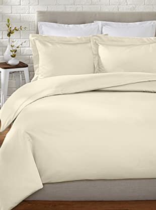 Westport Linens 500 Thread Count Egyptian Cotton Sateen Duvet Set