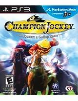 Champion Jockey: G1 Jockey and Gallop Racer (PS3)