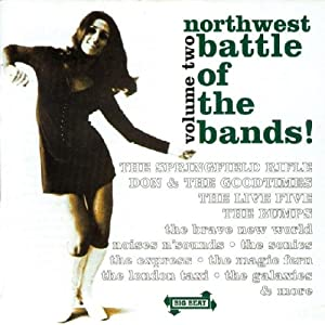 Vol. 2-Northwest Battle of the Bands