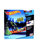 Hot Wheels City Spider Slam