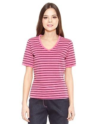 Poupé Chic Camiseta Básica (Rosa)
