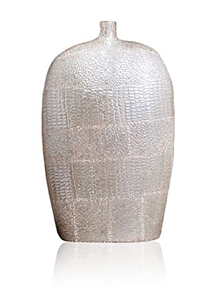 Pomeroy Iriden Vase Small, Pearl Iridescent
