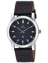 Maxima Analog Black Dial Men's Watch - 20887LMGI