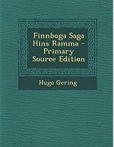 Finnboga Saga Hins Ramma