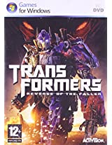 Transformers Revenge of the Fallen (PC)