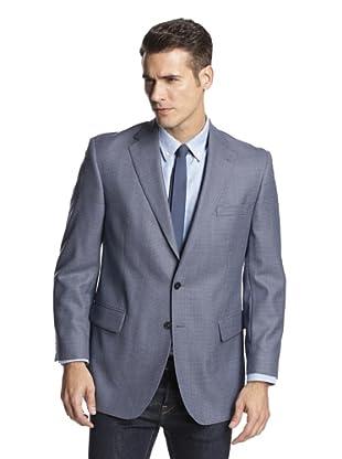 Corbin Men's Sportcoat (Blue Neat)