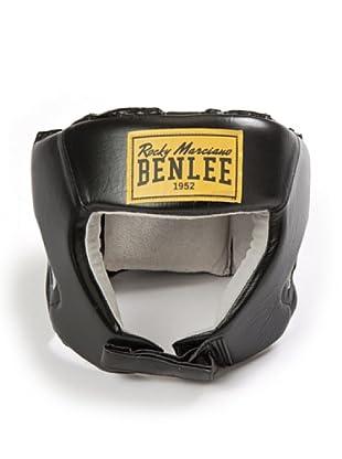 Benlee Casco Boxeo Open Face (Negro)