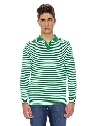 Carrera Jeans Polo Algodón (Verde)
