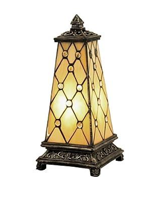 Legacy Lighting Lighthouse Accent Lamp, Sienna Metallic