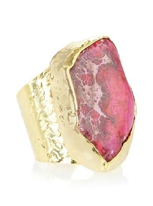 Charlene K Jasper Cigar Ring