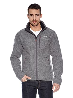 The North Face Chaqueta Zermatt Full Zip (Gris)