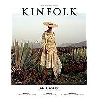 KINFOLK 2017年Vol.17 小さい表紙画像