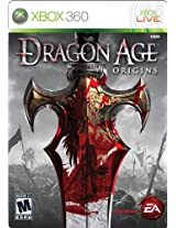 Dragon Age: Origins Collector's Edition -Xbox 360