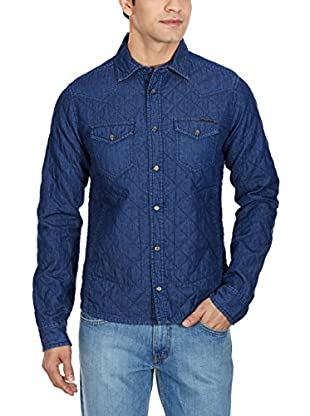 Gas Jeans Camisa Hombre