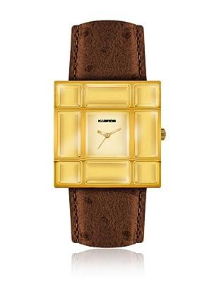 K&Bros  Reloj 9170 (Marrón)