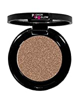 Sheer Satin Single Eye Shadow In A Medium Brown Shade Of Coppered Bronze With A Subtle Shimmering Finish