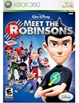 Disney's Meet the Robinsons (Xbox 360)