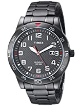 Timex Mens TW2P616009J Main Street Sport Analog Display Analog Quartz Black Watch