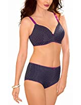 Amante Padded Nonwired Full Cup Bra