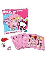 Hello Kitty Big Roll Bingo Game