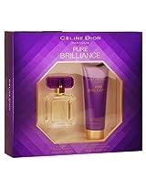 Signature By Celine Dion Eau De Toilette Spray 30Ml Luxurious Body Lotion 75Ml