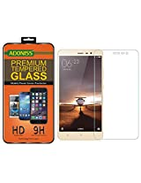 Adoniss Tempered Glass Screen Protector For Xiaomi Redmi Note 3