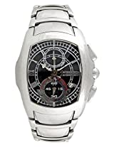 Chronotech Silver Bracelet Men Analog Watch CT7895M92M