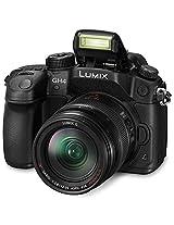 Panasonic Lumix GH4 16MP Digital SLR Camera Body only (Black)