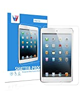 V7 Shatter-Proof Tempered Glass Screen Protector for iPad Air (PS500-iPadTPG-3N)