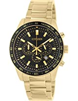 Citizen Analog Black Dial Men's Watch - AN8072-58E