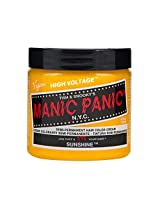 Manic Panic Classic Cream Semi-Permanent Vegan Hair Color - SUNSHINE