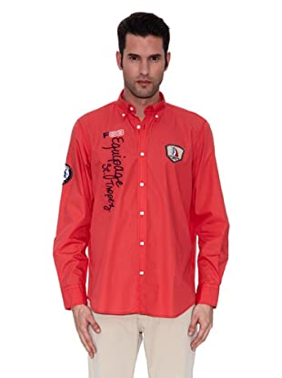 St. Tropez Camisa Peter (Coral)