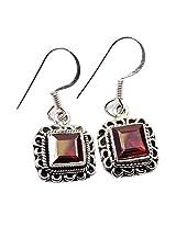 Admyro Latest Design Earring-Silver Earring-Partywear Earring-Designer Earring -AZE987