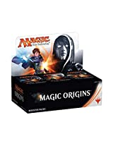 Magic The Gathering Bundle: Mtg Magic Origins: Booster Box (36 Packs) Factory Sealed