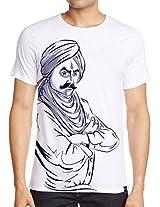 Angi Bharathi T-shirt Large- L