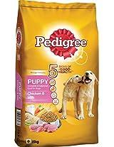 Pedigree Puppy Chicken and Milk, 15 kg