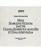 J.S. Bach: Mass in B Minor. Bwv232