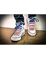 USA CRAZY LACES