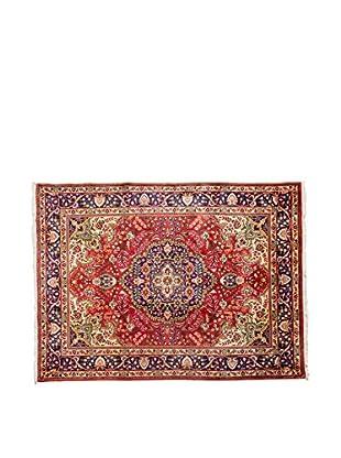 RugSense Alfombra Persian Tabriz Rojo/Azul/Multicolor 302 x 198 cm