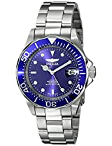 Invicta Pro-Diver Analog Blue Dial Men's Watch - 9094