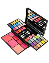 Shany Fix Me Up Makeup Kit Eye Shadows, Lip Colors, Blushes, And Applicators