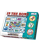 Creative Educational Aids 0932 In the Homes