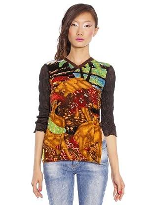 Custo Camiseta Philos (Multicolor)