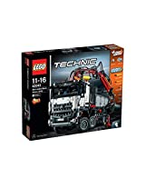 Lego Technic Mercedes Benz Arocs Truck, Multi Color