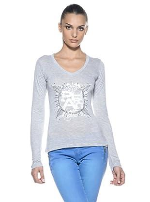 Phard Camiseta Jeneviev (Gris Marengo)