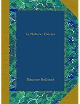 La Nature; Poésies