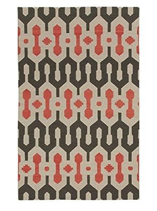 Genevieve Gorder Spain Rectangle Flat Woven Rug