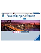 Bay Bridge San Francisco Panorama Jigsaw Puzzle, 2000-Piece