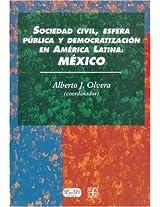 Sociedad Civil, Esfera Publica Y Democracia (Sociologia)