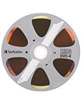 Verbatim 4.7GB 8x Digital Movie Recordable Disc DVD-R, 10-Disc Blister 96856